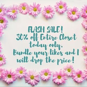 🌸Flash Sale Today 8/8/20!🌸
